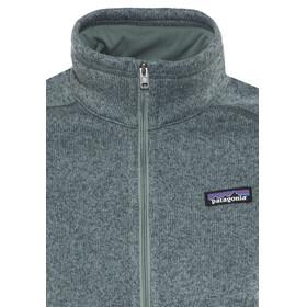 Patagonia Better Sweater Jas Dames groen